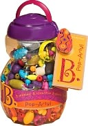 Pop-Arty Beads by Battat: Product Image