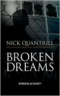 Broken Dreams by Nick Quantrill: Book Cover