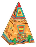 Santa Fe Giant Tee Pee by Pacific Play Tents: Product Image
