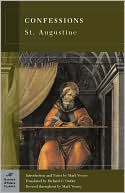 Confessions (Barnes & Noble Classics Series) by Saint Augustine: Book Cover