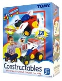 Tomy - Constructables by INTERNATIONAL PLAYTHINGS: Product Image