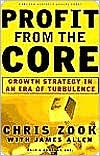 Profit from the Core by Chris Zook: NOOK Book Cover