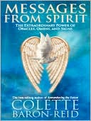 Messages from Spirit by Colette Baron-Reid: NOOK Book Cover
