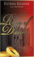 Ring Of Desire by Ryshia Kennie: NOOK Book Cover