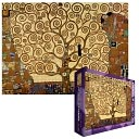 Klimt- Tree of Life 1000 pc Jigsaw Puzzle by Eurographics, Inc.: Product Image