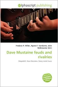 Dave Mustaine Feuds | RM.