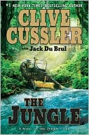 The Jungle (Oregon Files Series #8) by Clive Cussler: Book Cover