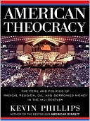 American Theocracy by Kevin Phillips: NOOK Book Cover