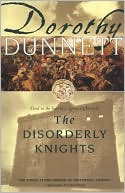 The Disorderly Knights by Dorothy Dunnett: NOOK Book Cover
