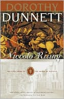 Niccolo Rising by Dorothy Dunnett: NOOK Book Cover