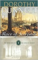 Race of Scorpions by Dorothy Dunnett: NOOK Book Cover