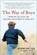 The Way Of Boys by Anthony Rao: Book Cover