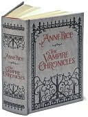 The Vampire Chronicles by Anne Rice: Book Cover