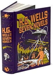 H.G. Wells (Barnes & Noble Leatherbound Classics Series)