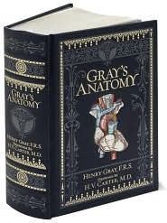 Gray's Anatomy (Barnes & Noble Leatherbound Classics)