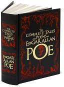 The Complete Tales and Poems of Edgar Allan Poe (Barnes & Noble Leatherbound Classics) by Edgar Allan Poe: Book Cover