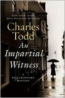 An Impartial Witness (Bess Crawford Series #2) by Charles Todd: NOOK Book Cover