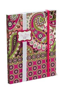 Vera Bradley Very Berry Paisley Flexi Journal (6x8) by Barnes &amp; Noble: Product Image