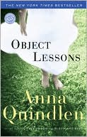 Object Lessons by Anna Quindlen: NOOK Book Cover