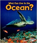 What Can Live in the Ocean? by Sheila Anderson: Book Cover