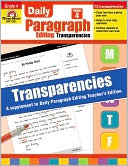download Daily Paragraph Editing Transparencies, Grade 4 book
