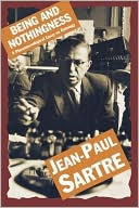 Being and Nothingness by Jean-Paul Sartre: Book Cover