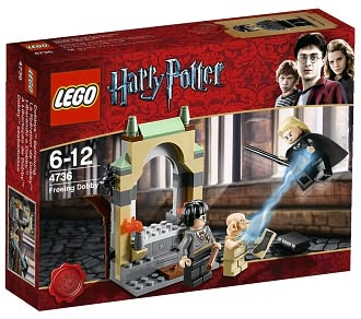Barnes & Noble - Buy One Get One 50% off Harry Potter Lego +15% off