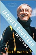 Jacques Cousteau by Brad Matsen: Book Cover