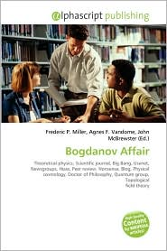Bogdanov Affair | RM.
