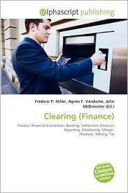 Clearing Finance Netting | RM.
