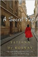 A Secret Kept by Tatiana de Rosnay: NOOKbook Cover
