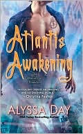 Atlantis Awakening (Warriors of Poseidon Series #2) by Alyssa Day: NOOK Book Cover