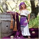 Gypsy Child Costume: Size Large (12-14) by Buy Seasons: Product Image