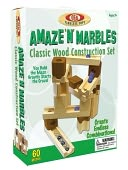 60 PC AMAZE-N-MARBLES by Poof-Slinky: Product Image