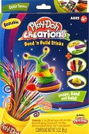 Play-Doh Creations Bend N Build Small Kit Outer Space by Giddy Up: Product Image