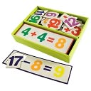 Math-o-matic Bilingual Game by Smart Play: Product Image