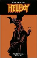 Hellboy by Mike Mignola: Book Cover