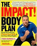The IMPACT! Body Plan by Todd Durkin, M.A., C.S.C.S.: Book Cover