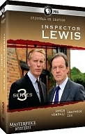 Inspector Lewis: Series 3 with Kevin Whately