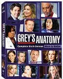 Grey's Anatomy: The Complete Sixth Season with Patrick Dempsey
