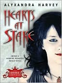 Hearts at Stake by Alyxandra Harvey: NOOK Book Cover