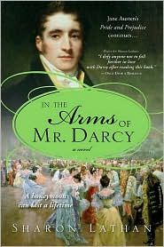 In the Arms of Mr. Darcy by Sharon Lathan: NOOK Book Cover