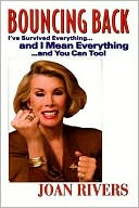 Bouncing Back by Joan Rivers: NOOK Book Cover