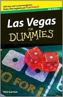 Las Vegas For Dummies by Rick Garman: Book Cover