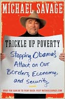 Trickle up Poverty by Michael Savage: NOOKbook Cover