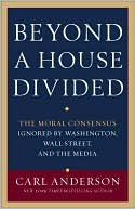 Beyond a House Divided by Carl Anderson: Book Cover