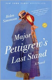 Major Pettigrew's Last Stand by Helen Simonson: Book Cover