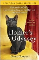 Homer's Odyssey by Gwen Cooper: NOOK Book Cover
