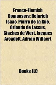 Franco Flemish Composers | RM.