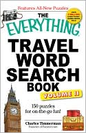 The Everything Travel Word Search Book by Timmerman Charles: Book Cover